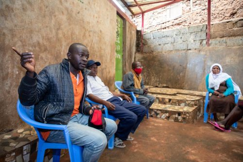Nairobi residents redesign public spaces to build flood resilience