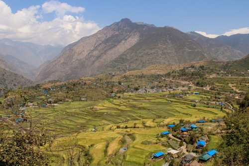 Rukum District, Nepal.